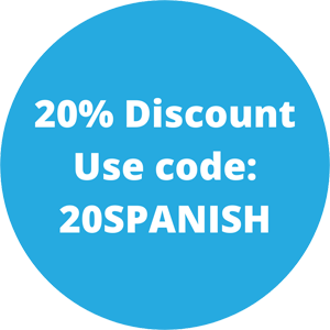 20% Discount On Spanish Courses